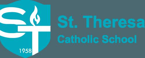 St. Theresa Catholic School Logo