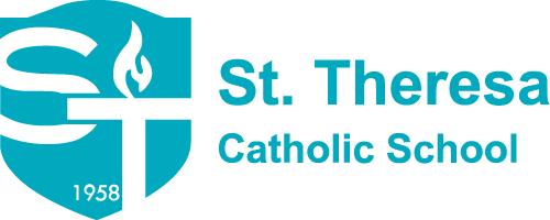 St. Theresa Catholic School Logo